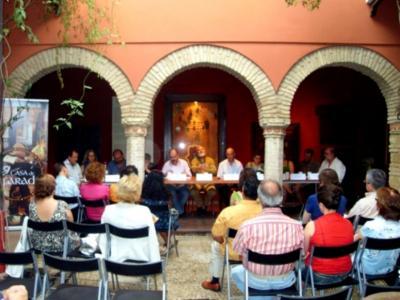 II Ciclo Poético Conjunto de Pigmalión y Humanitas: Casa de Sefarad-Casa de la Memoria, Córdoba (13 /06/09)