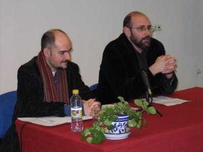 Recital monográfico Alarcos (Córdoba,18/01/08): Imagen (1)