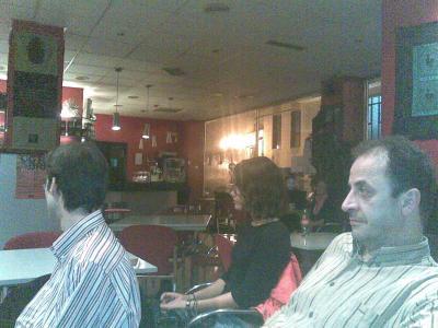 NOVISSIMA CARMINA II (Oviedo, 30/10/09) > Imagen (8)