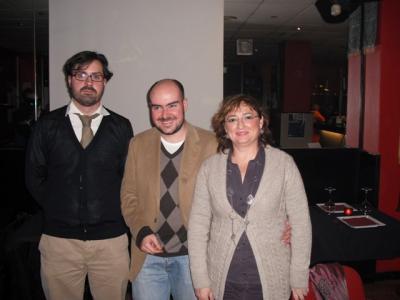 NOVISSIMA CARMINA III (Oviedo, 27/11/09) > Imagen (4)