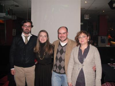 NOVISSIMA CARMINA III (Oviedo, 27/11/09) > Imagen (5)